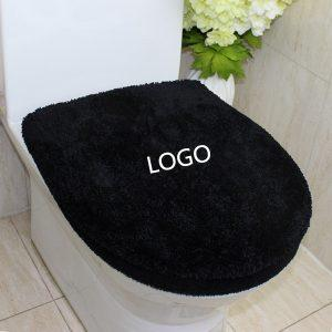2PCS/set NEW super soft thicken carpet toilet seat cover bathroom mat toilet 2 piece set toilet sets warmer toilet potty pad set