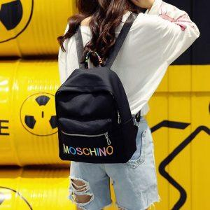 Backpack Korean Female Rucksack Leisure Student School bag Soft PU Women Bag menina caderno mochila escolar feminina