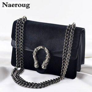 Fashion Chain Casual Shoulder Bag Messenger Bag Luxury Handbag Famous Brand Women Designer Crossbody Bags Lady Clucth Sac A Main