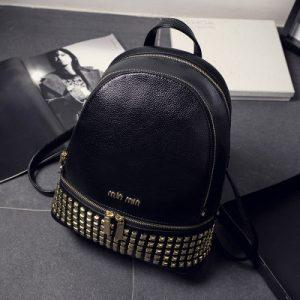 Hot!Fashion Women Backpacks Women's PU Leather Backpacks Girl School Bag High Quality Ladies Bags Designer Women Backpack Bolsas