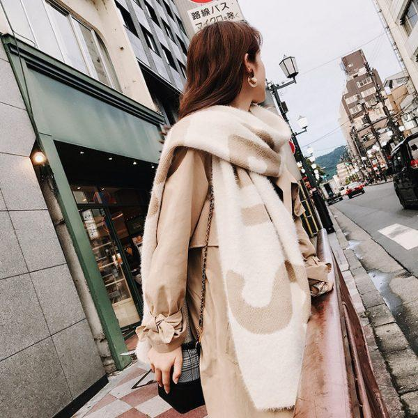 Size 210*40cm 2017 New Autumn/Winter Long Section Cashmere Scarf Women Warm Shawls and Scarves Brand Ksyoocur 9-153