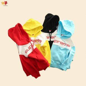 AD Letters Boys Girls Jackets for Spring Kids Coat Children's Clothes 100% Cotton