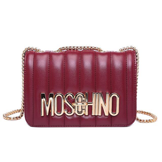 c3407efde9 Leather bag woman 2017 handbags ladies famous brands famous female crossbody  bag high quality chain shoulder