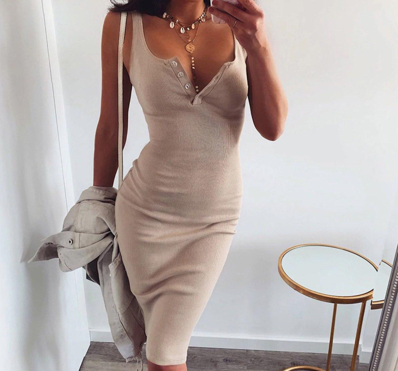 Midi Dress 10.5USD